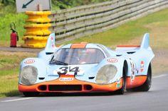 Porsche 917 - Gulf Livery...legendary.