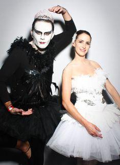 25 Genius DIY Couples Costumes via Brit + Co.