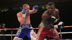 George Groves plans to face Anthony Dirrell could be on back burner