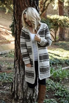 Coventry Cardigan crochet sweater pattern by Whistle and Wool, for purchase Knitting Patterns, Crochet Patterns, Vogue Patterns, Free Knitting, Sewing Patterns, Crochet Cardigan Pattern, Chunky Cardigan, Crochet Clothes, Knit Crochet