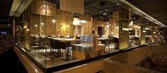 Asian interior design for LAH! Restaurant