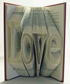 Livre love en volume