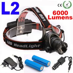 $17.69 (Buy here: https://alitems.com/g/1e8d114494ebda23ff8b16525dc3e8/?i=5&ulp=https%3A%2F%2Fwww.aliexpress.com%2Fitem%2FNEWEST-HEADLAMP-CREE-L2-LED-2500Lm-3-mode-Zoomable-Waterproof-Headlamp-Headlight-Head-lamp-Light-Flashlight%2F32380388835.html ) LED  Headlamp CREE L2 LED 6000Lm 3 mode Zoomable Waterproof Headlamp Headlight LED Head lamp Light Flashlight for just $17.69