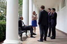 President Obama�s work for the betterment of society