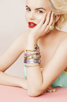 Alexis Bittar, nordstrom. like the bangles <3