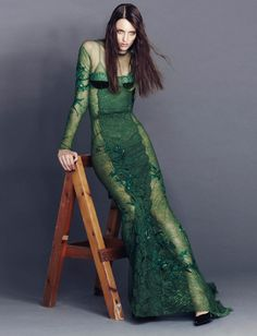 Emerald Green on Pinterest | Emeralds, Emerald Green Dresses and Green
