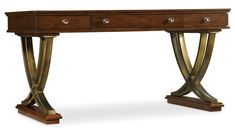 Shop for Hooker Furniture Palisade Writing Desk, and other Home Office Desks at Colorado Style Home Furnishings in Denver, Colorado. Hooker Furniture, Luxury Furniture, White Furniture, Home Office Desks, Home Office Furniture, Furniture Stores, Furniture Ideas, Loft Office, Oaks Furniture