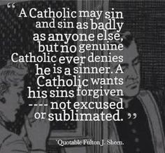 Soooo true. We should all want this... I would say catholic or not but if we want this then we all should want to be catholic.