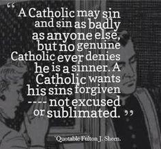 Venerable Archbishop Fulton J. Sheen.