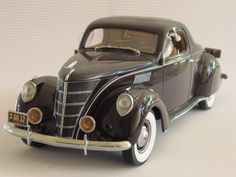 1937 Lincoln Zephir Coupe 4379ccm/12Cyl 110hp 1936-1940