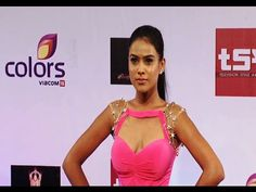Nia Sharma stunning grogeous at Colors Television Style Awards 2015. http://youtu.be/jQGB1dXCA_M #niasharma