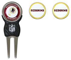 NFL Divot Tool Pack With 3 Golf Ball Markers, Price: 	$12.29 - You Save: 	$4.70 (28%)
