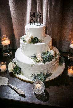 LGBTQ Bridal Cake