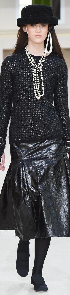 Chanel - FALL 2016 READY-TO-WEAR
