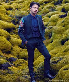 from magzter⚡️ /daniel padilla Daniel Padilla 2017, Top 10 Hottest Guys, Tony Labrusca, Bebe Daniels, Daniel Johns, Cant Help Falling In Love, John Ford, Liza Soberano, Kathryn Bernardo