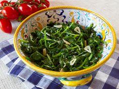 Italian Food Forever » Sautéed Spinach
