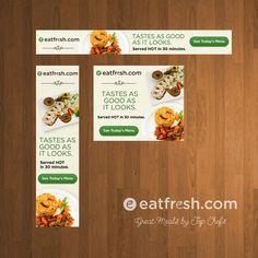 15 banner ad design tips to get more clicks - 99designs Blog Web Banner Design, Banner Design Inspiration, Web Design Tips, Ad Design, Exhibit Design, Booth Design, Layout Design, Branding Design, Logo Design