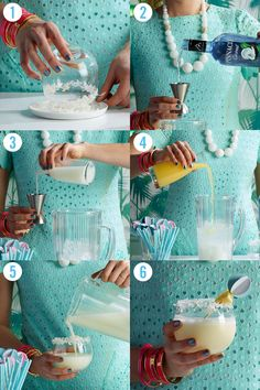 The Pinnacle® Welcome to Paradise ! Step 1: Rim glass with coconut. Step 2: Add 1 part Pinnacle® Coconut Vodka Step 3: Add 2 parts cream of coconut Step 4: Add a splash of pineapple juice Step 5: Serve and share. Step 6: Garnish with pineapple end warm 