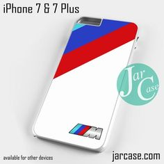 Logo BMW M Phone case for iPhone 7 and 7 Plus