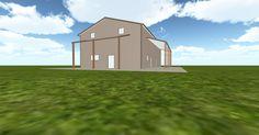 Dream 3D #steel #building #architecture via @themuellerinc http://ift.tt/1WSK9Ph #virtual #construction #design