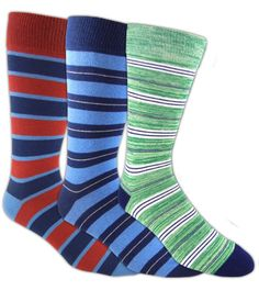 - The Bold Stripe Combo (Socks) - Browse our Bow Ties, Cufflinks, Pocket Squares and Tie Bars