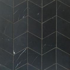 Perini Tiles marble tiles - Nero Marquina