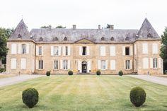 French Chateau Destination Wedding