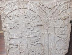 Lastre presbiteriali dal Vaticano (VII-VIII secolo). Musei vaticani