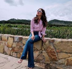 A Little Sunshine & A Whole Lot Of Swag,Kareena Kapoor Flaunts Her Style As She Vacations With Family In South Africa - HungryBoo Bollywood Outfits, Bollywood Girls, Bollywood Fashion, Bollywood Actress, Bollywood Style, New Fashion Trends, Fashion 2020, Fashion News, Fashion Inspiration