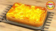 Aprikosen-Käsekuchen - Rezept von Nobbi´s Kochstunde Chili, Ice Cube Trays, Macaroni And Cheese, Ethnic Recipes, Sissi, Youtube, Food, Mario, Quick Cake