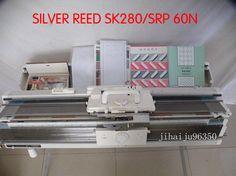 Le japon a importé SILVER REED brand new argent flûte machines à tisser SK280 / SRP 60N livraison gratuite pour 812 € au lieu de plus de 2000€ en France sur AliExpress.com | Alibaba Group