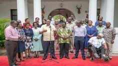 President applauds agreement btn TSC & teachers' unions