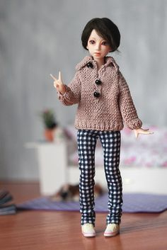 Nano Haruka на теле Azone XS / Шарнирные куклы BJD / Шопик. Продать купить куклу / Бэйбики. Куклы фото. Одежда для кукол