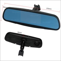 For mitsubishi lancer Car Mirror DVR dual camera Video Recorder Dash Cam Parking Monitor with Original Bracket no damage to car renovation >>> AliExpress Affiliate's Pin. Be sure to check out this awesome product.