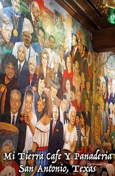 Mi Tierra Cafe Y Panaderia, San Antonio Texas - The Yums