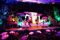If I were to (ever) get married..behold, my dream pelamin....