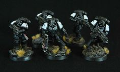Black Templars Primaris marines