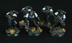 Black Templars Primaris marines