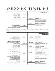 How to Create a Wedding Reception Timeline Your wedding day timeline is one of THE most important parts of planning. This guide can help! Wedding Reception Timeline, Wedding Planning Timeline, Budget Wedding, Wedding Tips, Event Planning, Wedding Events, Wedding Stuff, Wedding Blog, Reception Checklist