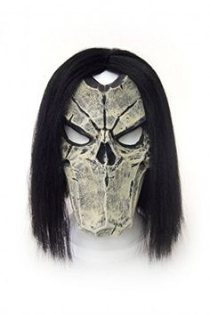 Nordic Games Darksiders 2 Latex Death Mask -- Check this awesome product by going to the link at the image.Note:It is affiliate link to Amazon.