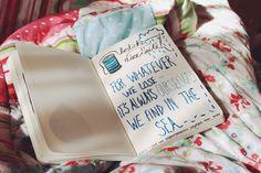 * magnoliaelectric: DIY {Wir machen dieses Buch fertig - Aktion}