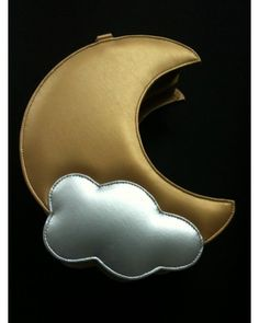 Loris Sweet Moon Cloud Lolita Bag 2 Colors $30.99-Girls Sweet Bags - My Lolita Dress