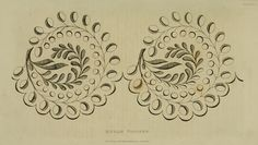 EKDuncan - My Fanciful Muse: Regency Era Needlework Patterns from Ackermanns Repository 1821-1825