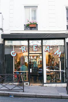 Cream Café, 50 rue de Belleville Paris