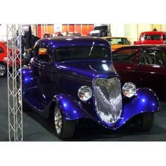 Ford 1933 Coupe Motor V8 350 Tiptronic Hot Rod Zztop 1934 - R$ 135.000,00