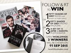 Time for a #FiftyShades #GiveAwaY ! - Trailer Online Scenes Set 2017 - Fifty Shades Darker Movie