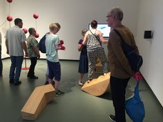 Embodied learning installation