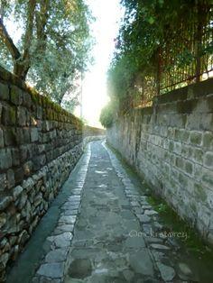 Figs & Lemons: A walk to the Bagni Della Regina Giovanna near Sorrento