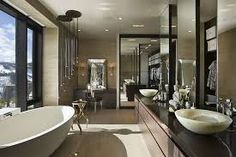 luxury master bathroom - Google Search