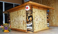 Our Portfolio - Big Kahuna Tiki Huts Tiki Bar Stools, Outdoor Tiki Bar, Sales Jobs, Tiki Hut, New England, Palm, Big, Hand Prints